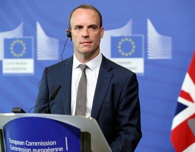 Minister ds. brexitu złożył dymisję. Nie zgodził się na warunki umowy z UE
