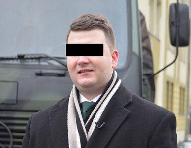 Adwokat Bartłomieja M. zdradza: Były rzecznik MON przebywa sam w celi i...