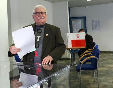 Wałęsa o kandydacie na prezydenta: Po cholerę mi go popierać? Ja mu...