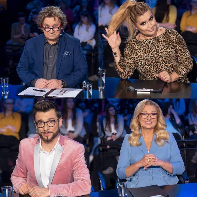 """Jury programu """"Twoja twarz brzmi znajomo"""""""