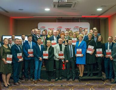 """Liderzy biznesu Opolszczyzny nagrodzeni Orłami tygodnika """"Wprost"""""""