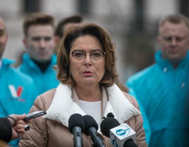 Zamknięte szkoły i przedszkola. Kidawa-Błońska mówi o pełnej...