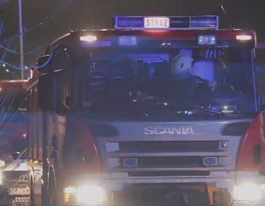 Pożar domu w Opolu. Nie żyje 90-letni mężczyzna