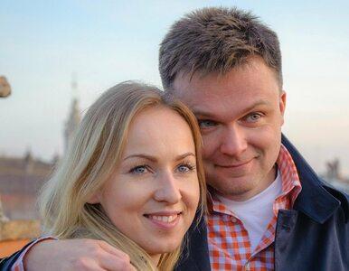 Żona Szymona Hołowni: Nie chodzimy razem do kościoła