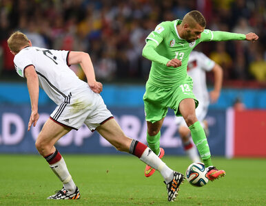 MŚ 2014: Algieria o krok od sensacji! Awans Niemców po dogrywce