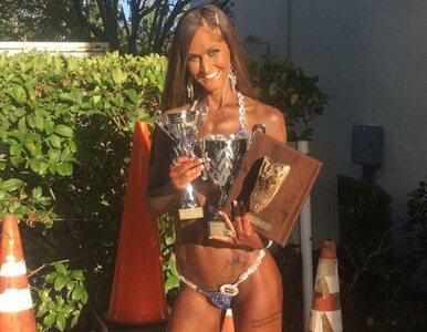 Chelsea Kamody cierpiała na anoreksję. Teraz startuje na zawodach...
