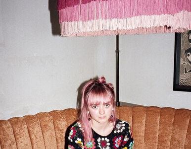 """Maisie Williams z główną rolą w thrillerze """"The Owners"""". Jest pierwsze..."""