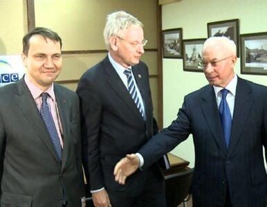 Sikorski: Ukraina nie zejdzie ze ścieżki europejskiej