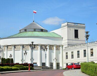 Sejm zbierze się później, niż planowano. Posiedzenie przesunięte