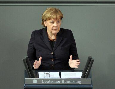 Merkel: Grecja potrzebuje pomocy UE, aby uniknąć chaosu