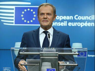 Donald Tusk o przymusowej relokacji uchodźców: Nie widzę przyszłości dla...