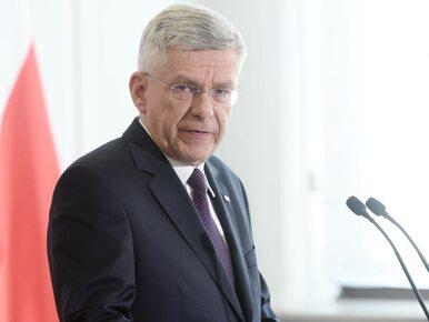 """""""Czołowi polscy politycy i sędziowie są skorumpowani"""". Karczewski o..."""