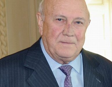 Polityczna burza w Afryce. Prezydent RPA zachwalał apartheid