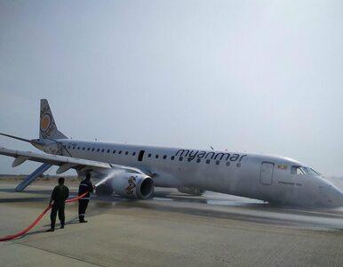 Niebezpieczna awaria w samolocie. Pilot musiał lądować mimo braku...