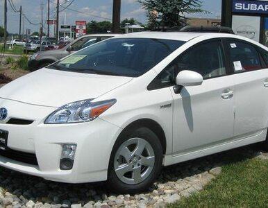 """Japończycy kupują """"zielone"""" auta"""