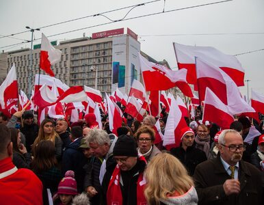 Ile osób wzięło udział w Marszu Niepodległości? Sprzeczne dane