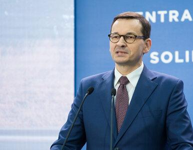 """Morawiecki dla Politico. Premier przedstawił """"piątkę"""" dla UE"""