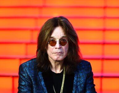 """Ozzy Osbourne odwołuje wszystkie koncerty! """"Nie mogę w to uwierzyć!"""""""