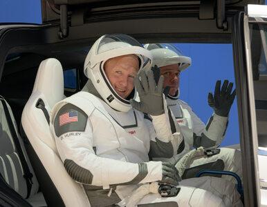 Start misji kosmicznej NASA i SpaceX będzie widoczny także z Polski....