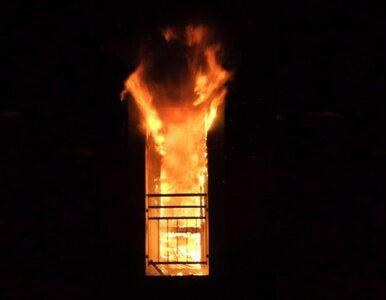 Dwa pożary w jednym domu. Dwie osoby nie żyją