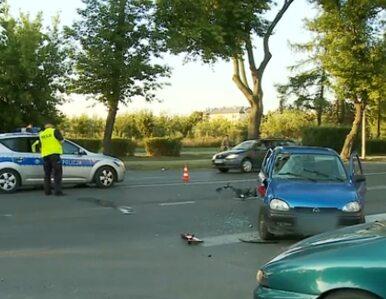 Tarnów: motocyklista stracił rękę, bo... słońce oślepiło kobietę