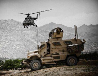 Polscy żołnierze wycofali się z Ghazni