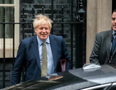 Premier Wielkiej Brytanii ma koronawirusa