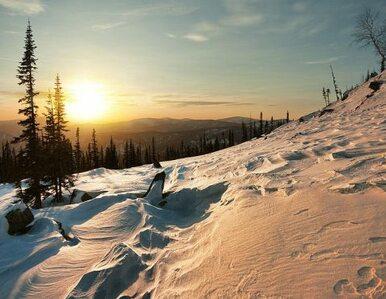Szwajcaria odetchnęła, bo... spadł śnieg