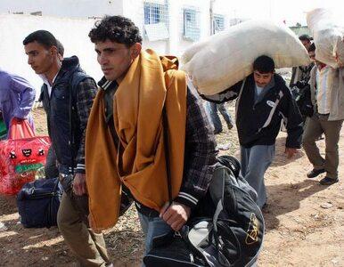 Opozycja o imigrantach. Nacisk na Amerykanów i budynki po obozach...