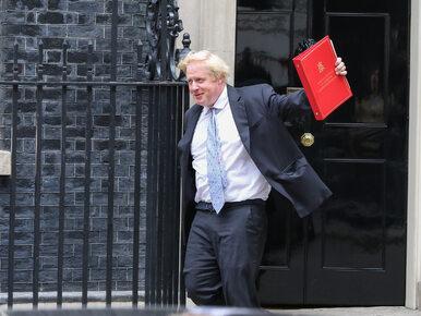 Szef brytyjskiej dyplomacji Boris Johnson podał się do dymisji